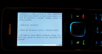 Lector de ebooks, Mobipocket Reader