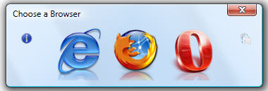 Browser Chooser